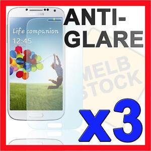 3x-Anti-Glare-Matte-Screen-Protector-Film-for-Samsung-Galaxy-S4-SIV-i9500-i9505