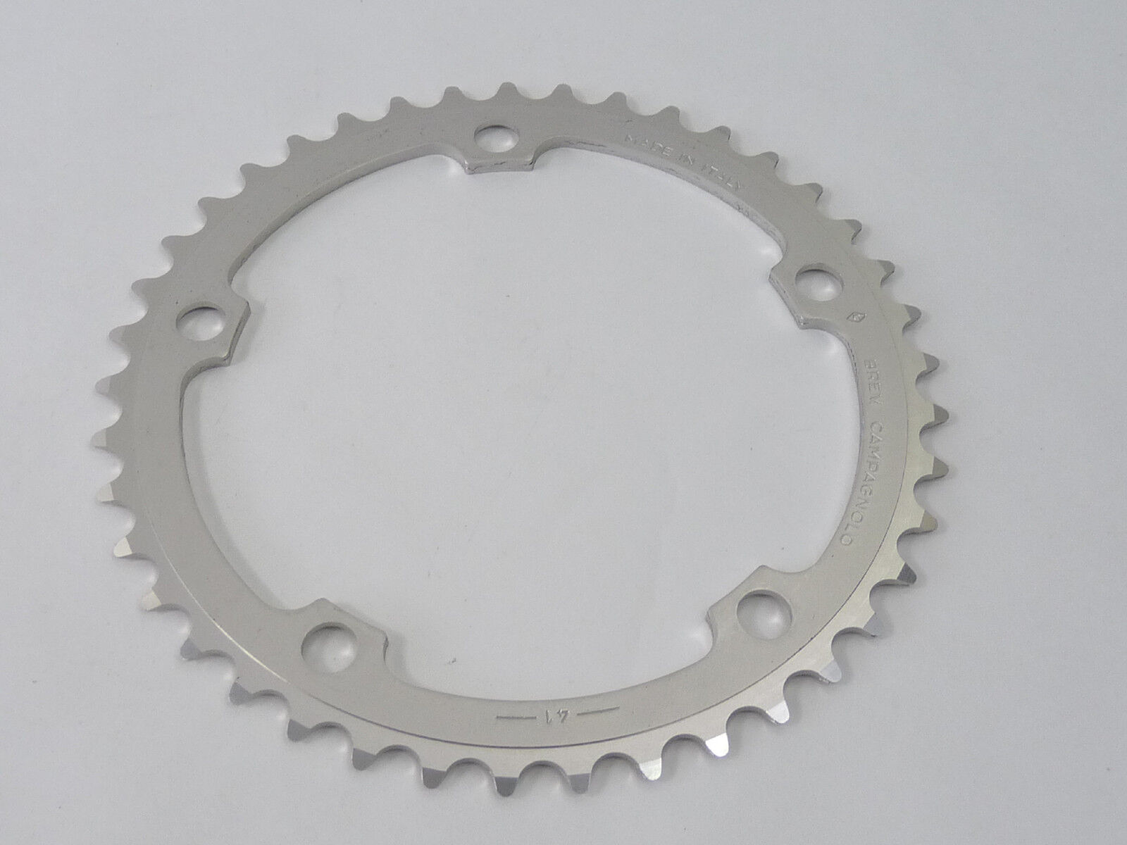 Campagnolo C Record Chainring 41T 135Bcd 6 7 8 9 Speed Vintage Bike NOS