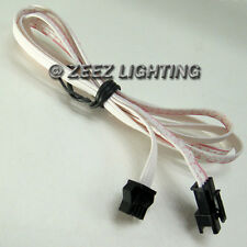 3FT/1M Extension Wire For LED Undercar Underbody Under Car Body Neon Light Kit