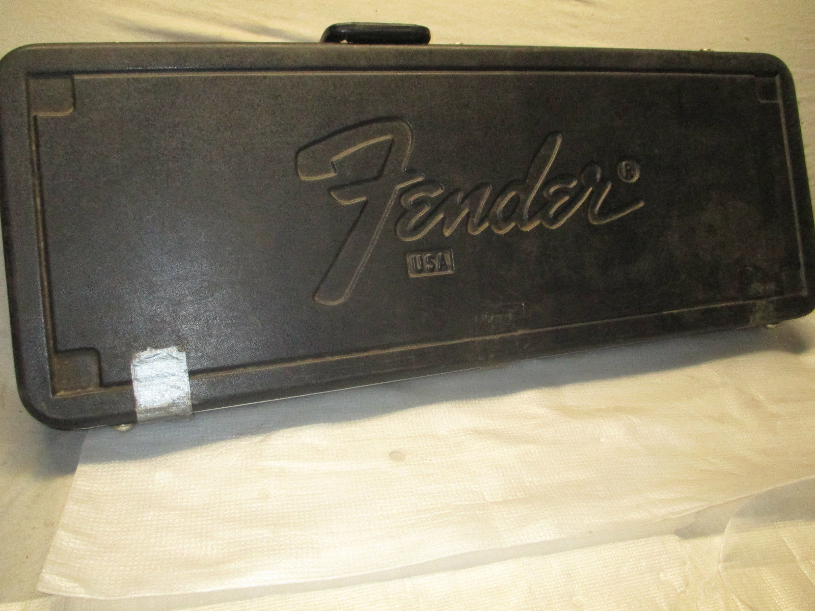 1983 FENDER FLAME   ELITE   ROBBEN FORD CASE - made in USA