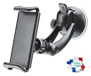 Support Voiture Universel Noir Multi angle 360° pour PDA et Smartphone (Smart)