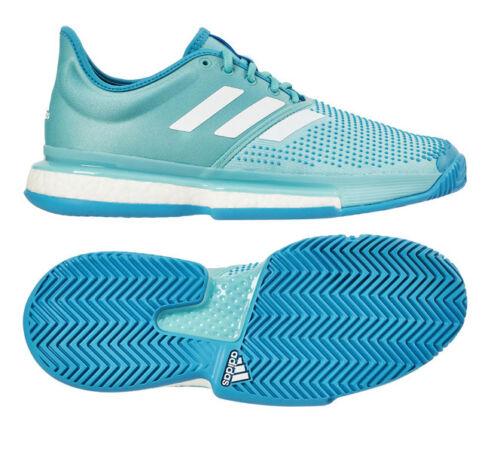 Adidas Blu Cg6339 tennis Sole Court da da uomo Au Boost Scarpe Racchetta Parley Open l1cuTJK3F
