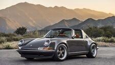Porsche 911 Targa 964 Targa Verdeck Targadach Bezug Montage Einbau Anleitung EBA