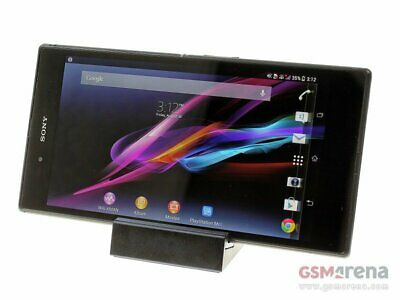Meet the World's Thinnest FullHD Display Phablet – Sony ...  Sony Xperia Z Ultra Black