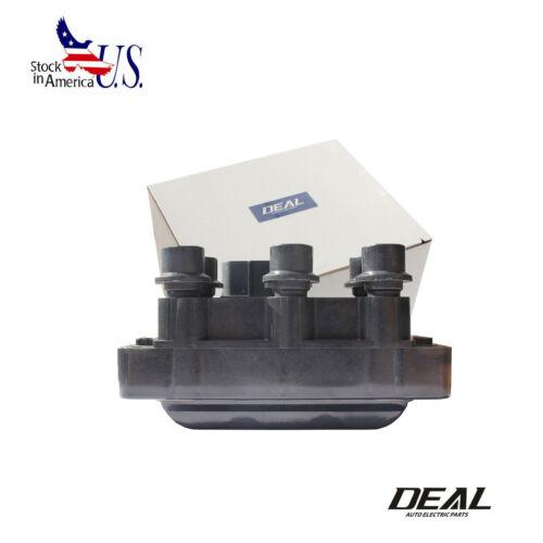 Ignition Coil Pack 6 in 1 Ford Jaguar Mazda Mercury 2.5L//3.0L//3.8L//4.2 V6 FD488T