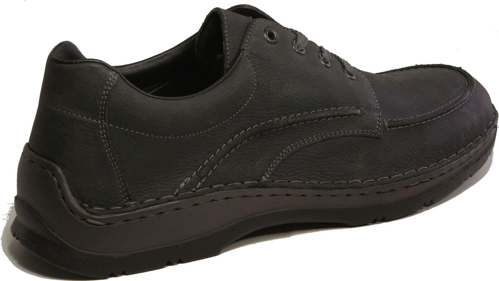 ... RIEKER Schuhe Halbschuhe NEU echt Leder Schnürschuhe NEU Halbschuhe  grauschwarz 1d5ec1 ... 92ee981fe8