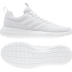 Adidas woman shoes race lite sneakers  training mode cln white  fashion