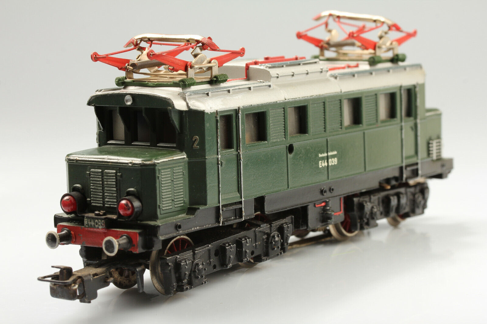 Märklin H0 Pretty Classic E44 039 - Runs See Video  Dirt Defects O.o VP
