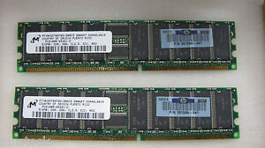 HP-1-Go-2X512MB-266-MHz-PC2100-CL2-5-ECC-Inscrit-Memoire-DDR-261584-041