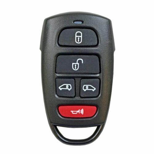 06-12 Kia Sedona Mini Van Keyless Entry Remote Key Fob Transmitter Clicker