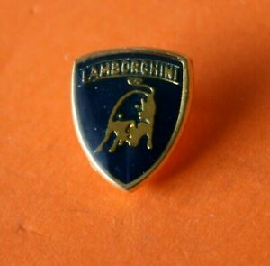 Pin-039-s-lapel-pin-pins-Car-Voiture-LOGO-EMBLEME-LAMBORGHINI