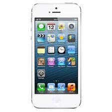 Apple iPhone 5 32GB Verizon Wireless 4G LTE iOS WiFi Black and White Smartphone