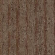 SALE | 3D Wood Panel Effect Wallpaper Kitchen Bathroom Washable 826012