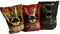 Ultimate Western Bbq Smoking Wood Chips Variety Pack Bundle (3)- Apple, Pecan, A on sale