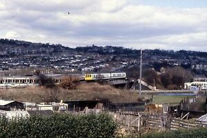 British-Rail-DMU-Class-108-Guiseley-Junction-Shipley-Quality-6x4-inch-Rail-Photo