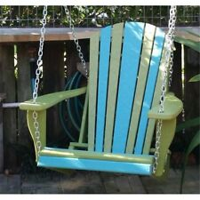 Prairie Leisure Kiddie Adirondack Chair Swing For Sale Online Ebay