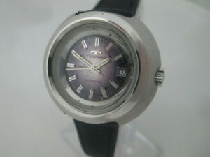 NOS-NEW-SWISS-TECHNOS-AUTOMATIC-WATERPR-ST-STEEL-WATCH