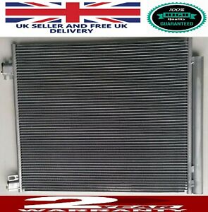 AIR CON RADIATOR TO FIT QASHQAI 2.0 dCi 2007 TO 2013 J10 BRAND NEW CONDENSER