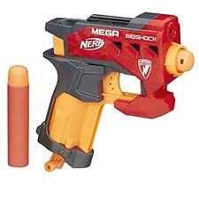 Brand New NERF N-Strike MEGA BIGSHOCK Dart BLASTER BIG SHOCK