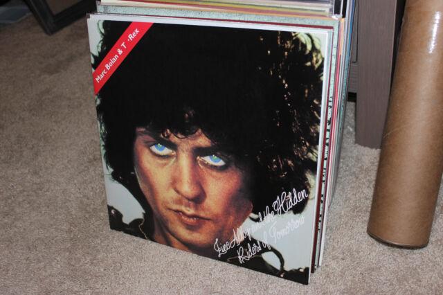 T.REX & MARC BOLAN Zinc Alloy & Hidden... FAT POSSUM LP  2011 reissue 180g