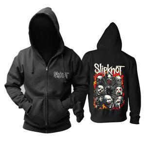 Men-Slipknot-Sweatshirt-Long-Sleeve-Hoodie-Full-Zip-Jacket-Cosplay-Coat-Outwear