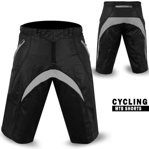 MTB Cycling Shorts Off Road Shorts Downhill Unisex Design Size M to XXL