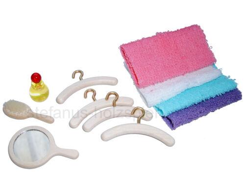 Puppenstuben & -häuser Puppenhaus 1:10 Bodo Hennig 27570 NEU Badezimmer Miniaturen für Puppenstube Bad