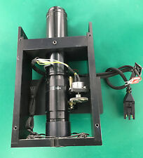 Navitar Microscope 65x Zoom 6000 Motorized Lens 1 6265m 60112 15x Lens 6015 1x