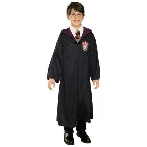 Harry Potter Costume Kids Hogwarts Robes Halloween Fancy Dress