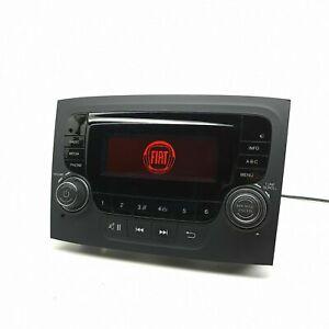 Fiat-Doblo-Radio-Stereo-Lettore-CD-Testa-Unita-07356425480