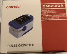 New Pulse Oximeter Contec Cms50da Portable Finger Pulse Oximeter Easy To Operate