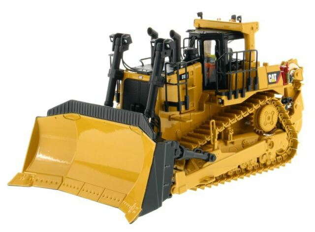 DIECAST MASTERS 1/50 SCALE CATERPILLAR D10T2 TRACK-TYPE TRACTOR DOZER 85532