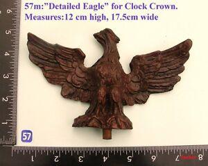 "57M ""Large Eagle"" clock case / furniture DIY"
