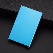 RFID Blocking Aluminum Alloy Card Case  Protector Credit Card ID Holder BL