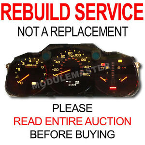 Image Is Loading 96 97 98 99 00 Acura RL Instrument