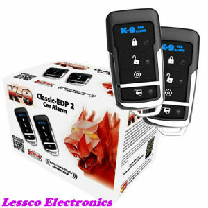 Excalibur-K9-Classic-EDP2-Deluxe-4-Button-1-Way-Security-Keyless-Entry-System
