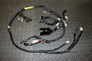2004 2005 yamaha yfz450 complete factory oem uncut wiring harness rh ebay com yfz 450 450 wiring harness 2004 yfz 450 wiring harness
