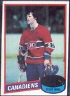 1980 Topps Mark Napier #111 Hockey Card