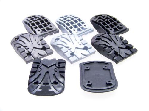 Intec or Front or Heel Sole Snowboard Shoes Hard Boot Raichle Deeluxe Binding