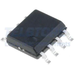 3pcs 24AA128-I/SN Memoria EEPROM I2C 16kx8bit 1,8÷5,5V 400kHz SO8