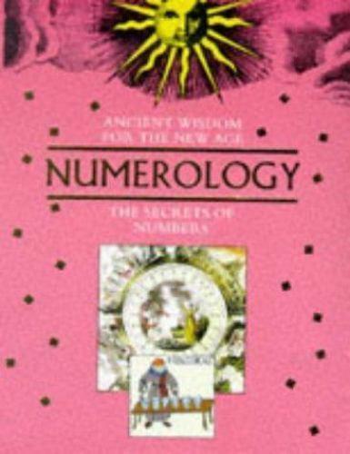 Numerology Hardcover New Holland Publishers Ltd