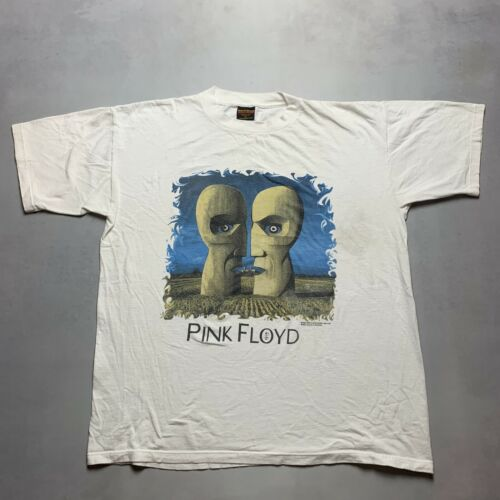 Vintage 1994 Pink Floyd Division Bell American To… - image 1