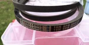 D/&D PowerDrive 210H100 Timing Belt