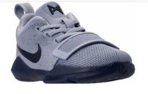 new styles 162c7 38ea6 Image is loading Nike-881937-044-PG-1-Basketball-Shoes-Glacier-