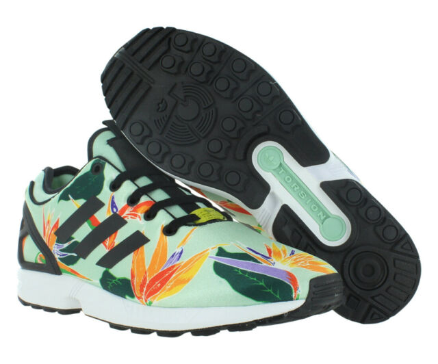 f2a464870a3f2 adidas ZX Flux NPS Men's Shoes Size 9 Flowers Floral B34468