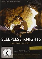 Sleepless Knights (OmU) Raul Godoy,Cristina Diz, Stefan Butzmühlen NEW DVD