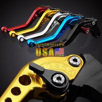 Hot Six Colors Cnc Clutch Brake Levers For Aprilia Rsv4/rsv4 Factory 2009-2011