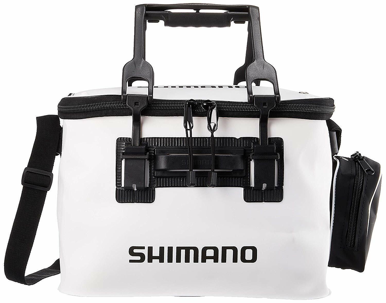 Contenedor De Pesca Shimano BK-026Q Caja Ev blancoo 40cm EMS con seguimiento Nuevo