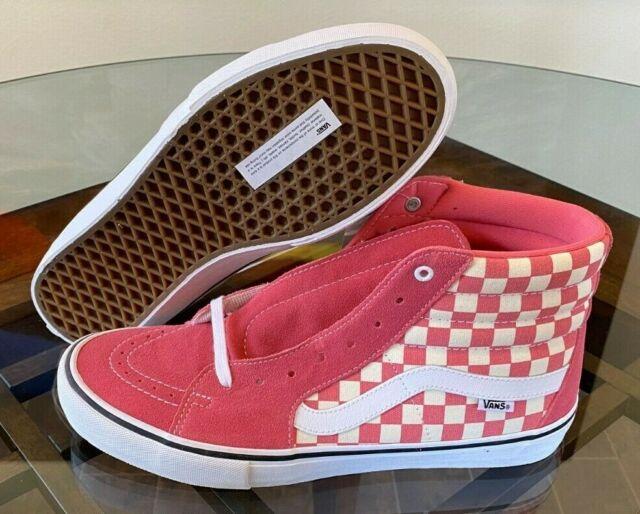 Vans Sk8-Hi PRO Desert Rose Pink