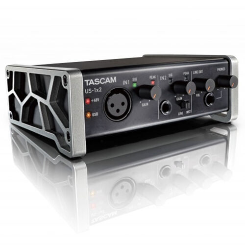Tascam US-1x2 USB Audio-Interface